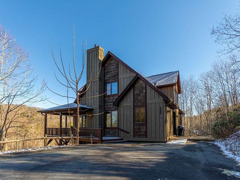 Headwaters Hideaway - Enchanting home at Headwaters in Banner Elk, holiday rental in Roan Mountain