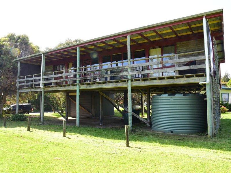 Waratah  House Parkside, location de vacances à Yanakie