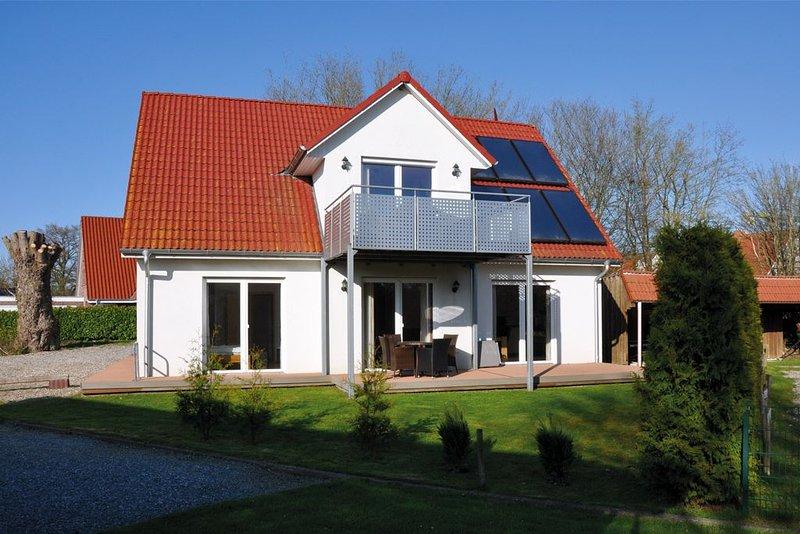 Veenhuus - min to hus in Kellenhusen, location de vacances à Kellenhusen