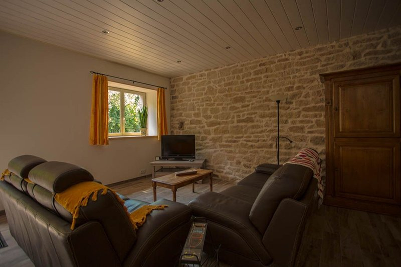 Gites de charme au centre Bretagne, holiday rental in Le Croisty