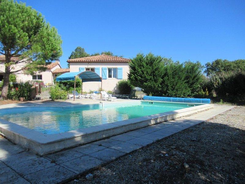 'Fontenilles' Quercy Blanc, casa vacanza a Sauveterre