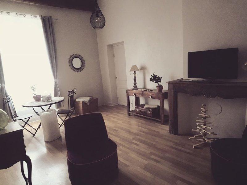 Appartement au cœur de Saint amour, holiday rental in Cousance