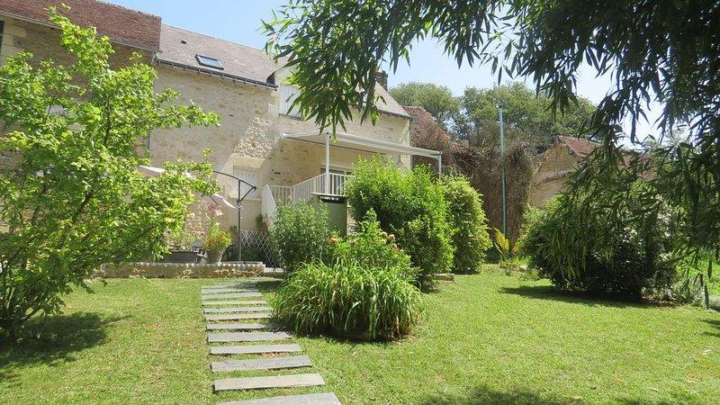Gîte 3* à la campagne, vacation rental in Saint-Epain