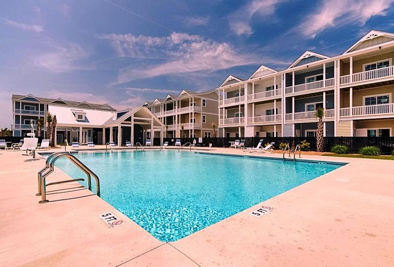 Atlantic Beach, NC - Get Away From It All At St. Somewhere!, holiday rental in Atlantic Beach