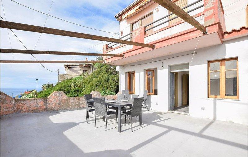 2 Zimmer Unterkunft in Porto Palma, vakantiewoning in Marina di Arbus