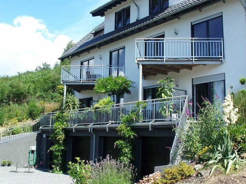 SunDream Appartement im Nationalpark Eifel am Rursee, holiday rental in Nideggen