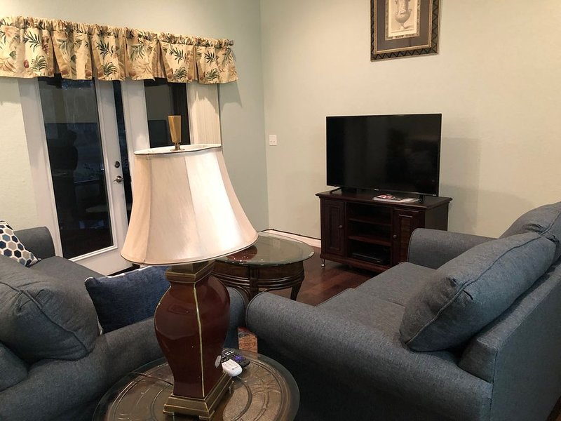 Peaceful and relaxing., holiday rental in Golden Gate
