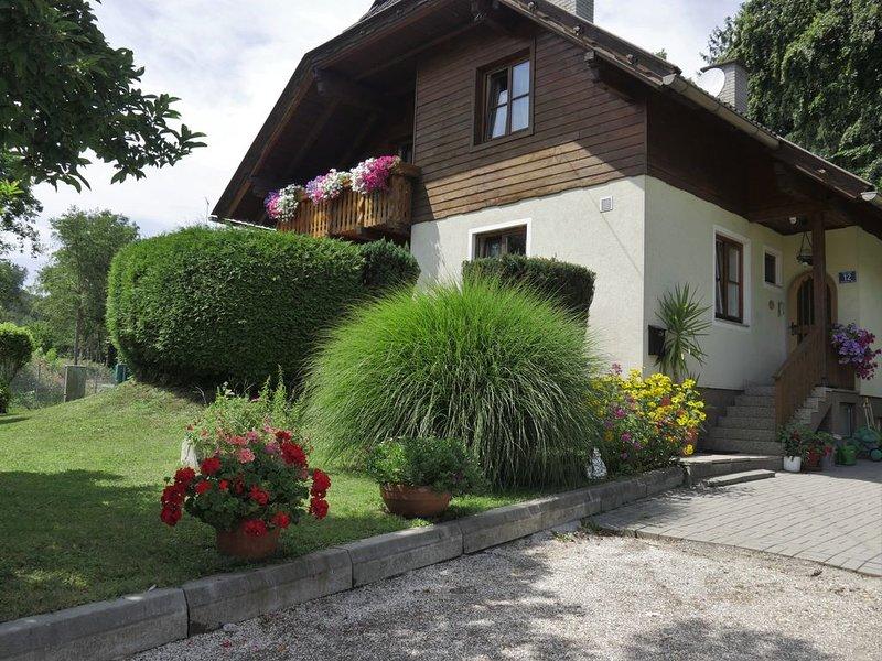 Zentrale, ruhige Lage im grünen, vakantiewoning in Pritschitz