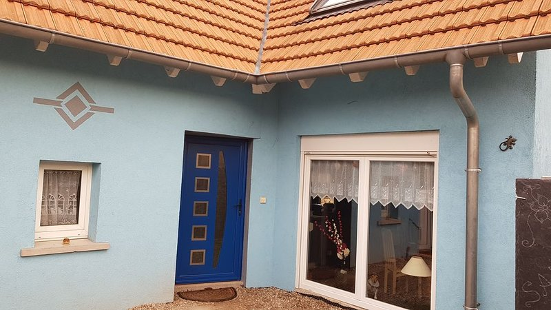 Gîte 6 personnes proche Soufflenheim,Beinheim,Rastatt,Baden-Baden, holiday rental in Rastatt