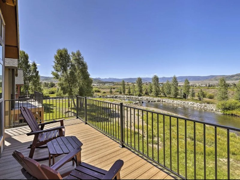Summer Paradise In The Mountains, holiday rental in Hot Sulphur Springs