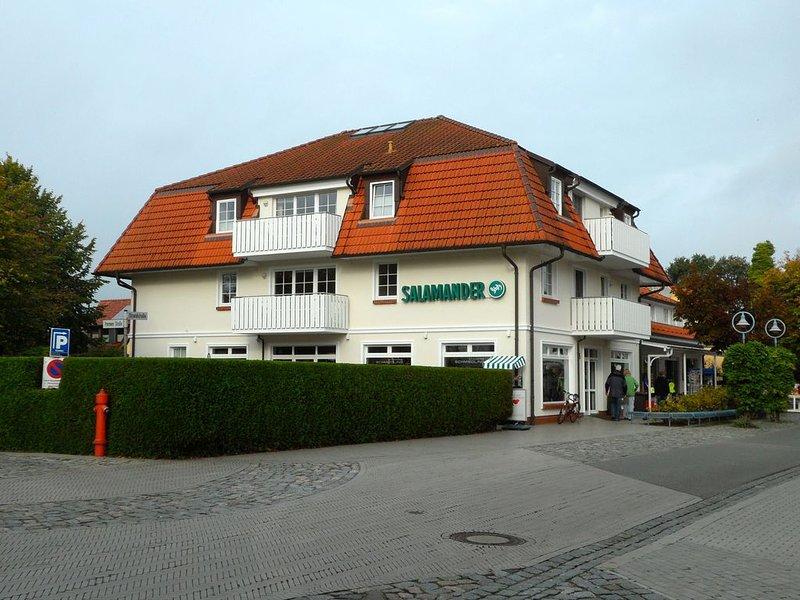 Ferienwohnung/App. für 4 Gäste mit 70m² in Zingst (21579), vacation rental in Zingst