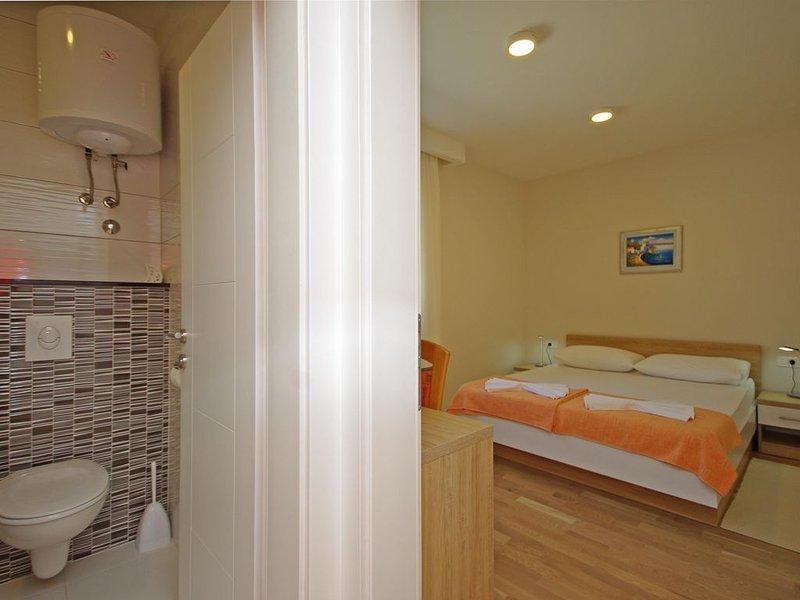 Ferienwohnung Adria - Haus A1, location de vacances à Zaostrog