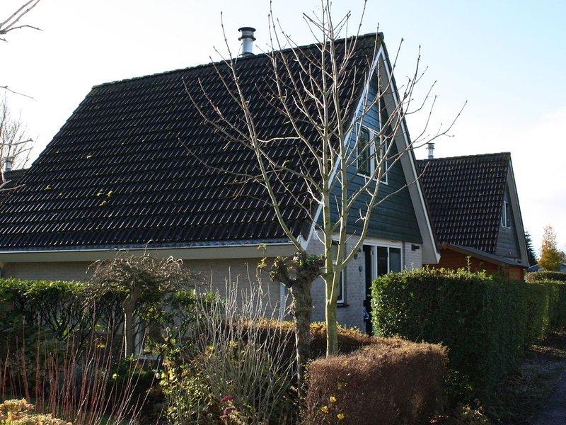 Neu! Haus Fleur - ein renoviertes, gemütliches Haus zum Wohlfühlen, vacation rental in Schagerbrug