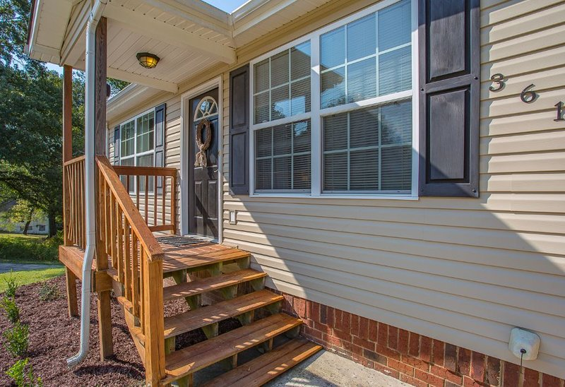 Annabelle's Abode -Minutes to Downtown Chattanooga, vakantiewoning in Chickamauga