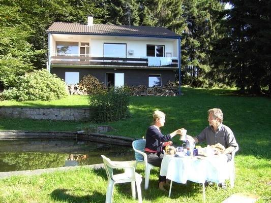Ferienhaus Rickenbach für 1 - 6 Personen mit 3 Schlafzimmern - Ferienhaus, vacation rental in Rickenbach