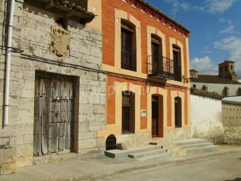 LA CASONA DE LOS COMUNEROS, holiday rental in Castronuno