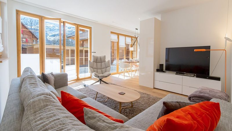 Panoramapark Soleil Chalet F, vacation rental in Wengen