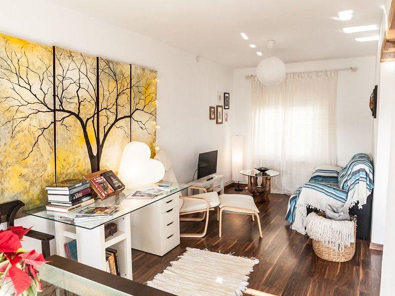Casa de campo en el corazón de Asturias a 5 minutos de Oviedo., vacation rental in Sograndio