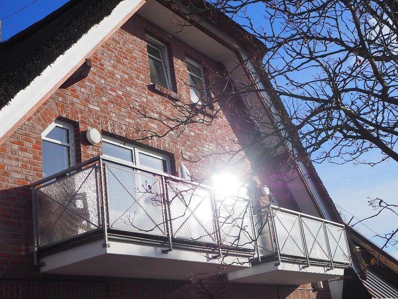 Lütt Hus , Ferienwohnung (für bis zu sechs Personen) in Hooksiel/Wangerland, holiday rental in Hooksiel