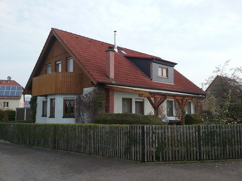 Ferienwohnung Ottlik, Ferienwohnung in Altenburg