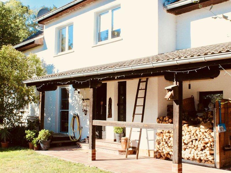 Ferien im Spreewald im großen Haus, aluguéis de temporada em Altdoebern