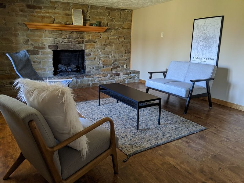 Scholar's Getaway, Near IU Stadium, vacation rental in Bloomington