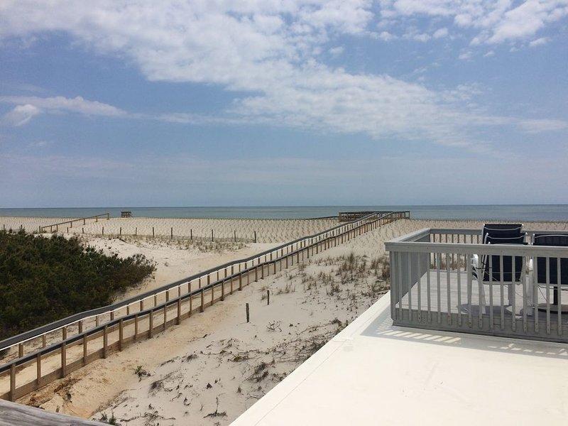 PET FRIENDLY 1BR condo OCEANFRONT BLDG  - PERFECT for a COUPLE!, location de vacances à Long Beach Island
