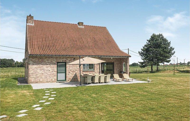 4 Zimmer Unterkunft in Wellen, location de vacances à Borlo