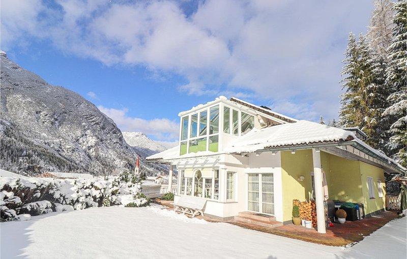 2 Zimmer Unterkunft in Elmen, holiday rental in Rieden