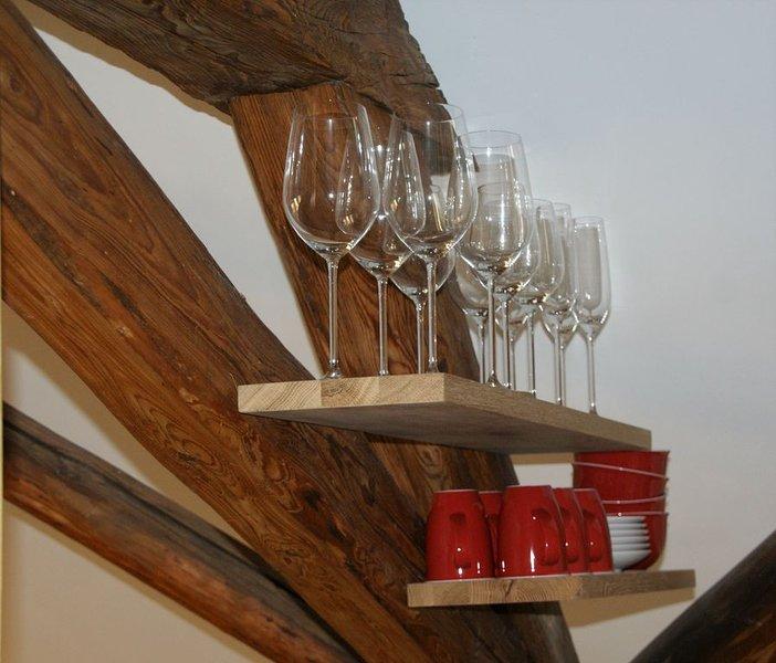 Großzügige Ferienwohnung (67 qm) in der zweiten Etage, alquiler vacacional en Bamberg