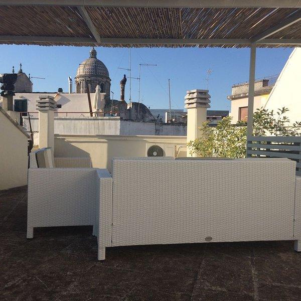 appartamento indipendente con terrazza, holiday rental in Ceglie Messapico