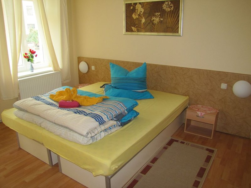 Apartment - preiswert - praktisch, holiday rental in Dresden