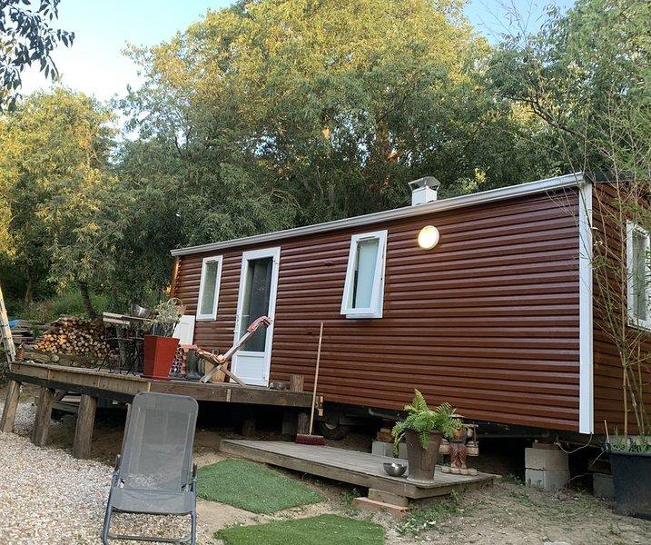 BUNGALOW  DANS  MAS, holiday rental in Saint-Andre
