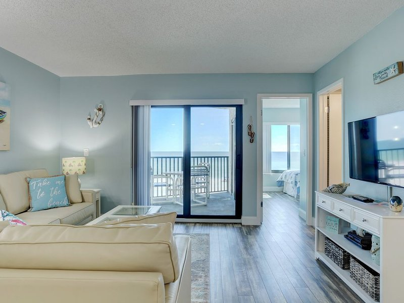 Caprice of St Pete Beach 407 2BR 2BA, holiday rental in St. Pete Beach