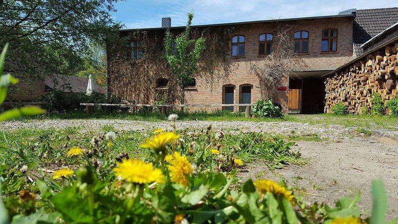 Großes Ferienhaus in der Uckermark - ideal für Familien und kleine Gruppen, Ferienwohnung in Himmelpfort