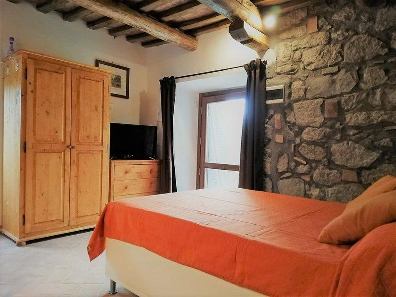 APPARTAMENTO IL NOCE - CASALE RAMPINO (Lago di Bolsena), holiday rental in Celleno