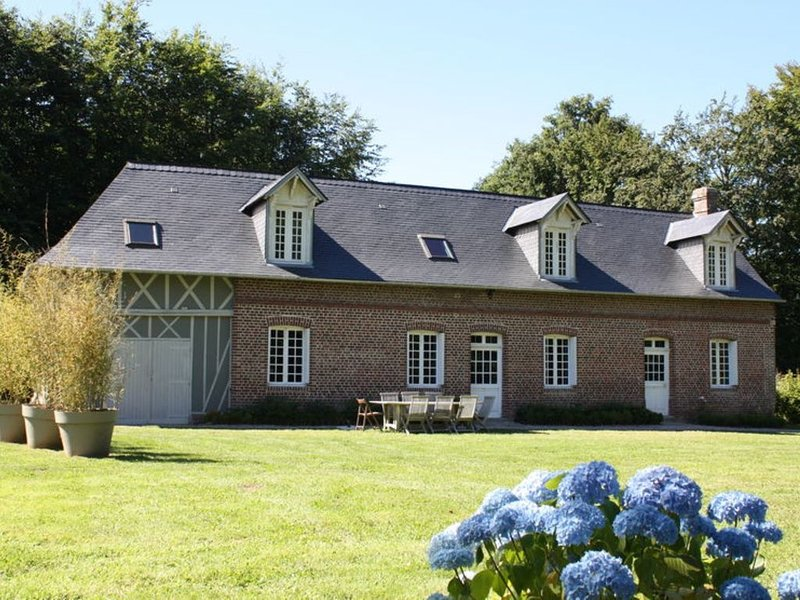 Gîte, normandie, mer, golf, tennis, holiday rental in Butot-Venesville
