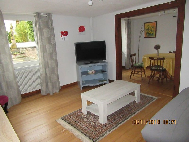 Maison de village-6 personnes, holiday rental in Saverne