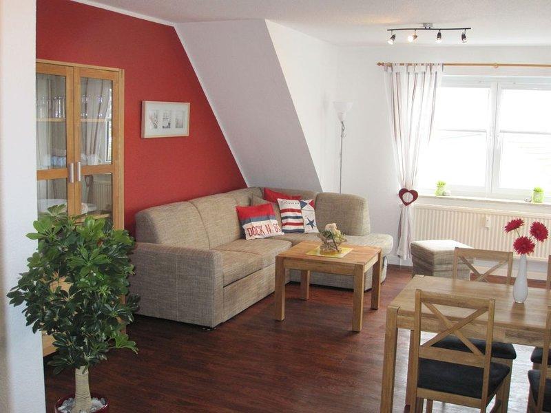 Ferienwohnung/App. für 2 Gäste mit 58m² in Fehmarn OT Petersdorf (77426), holiday rental in Lemkendorf