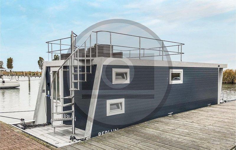 2 Zimmer Unterkunft in Biddinghuizen – semesterbostad i Provinsen Flevoland