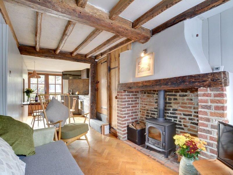 Ivy Lane - Two Bedroom House, Sleeps 3, holiday rental in Bishopsbourne