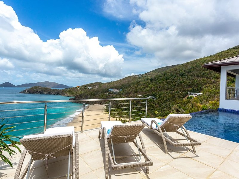 Luxury Beach Accommodations, holiday rental in Tortola