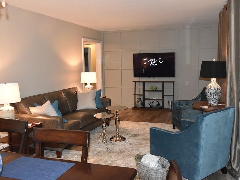 Stay in Franklin - Contact-free check-in- house close to downtown, holiday rental in Franklin