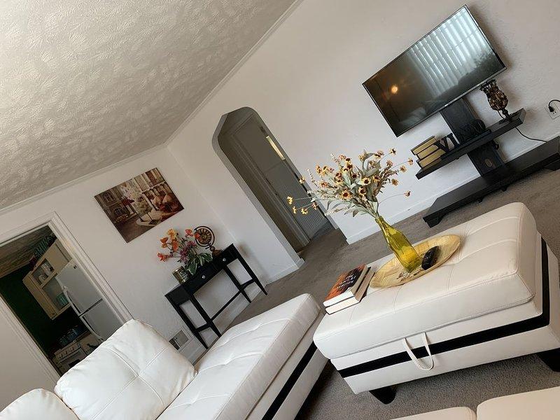 Comfortable Modern 3 bedroom House, location de vacances à Omaha