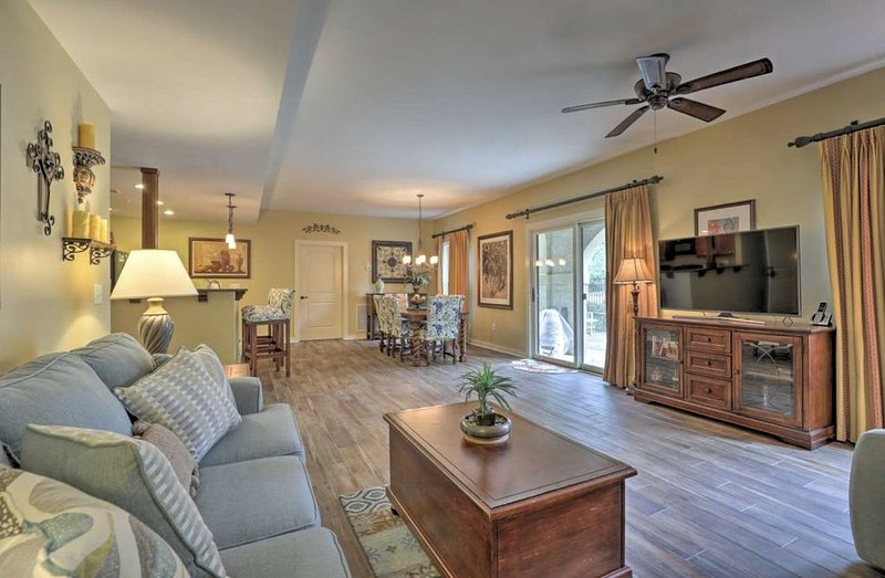 2 Bedroom Relaxing Oasis * LaTerra  St. Augustine, Florida, holiday rental in St. Johns