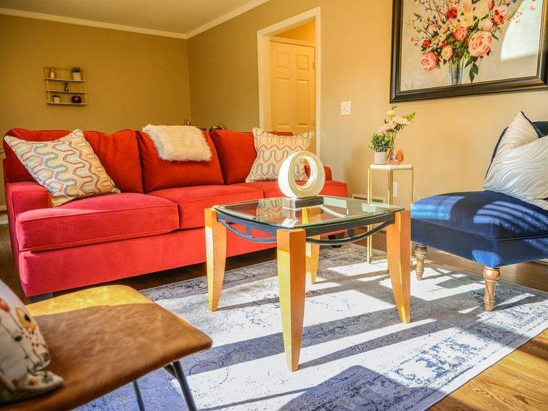 Atlanta Smyrna beautiful entire house near Sun trust, holiday rental in Mableton