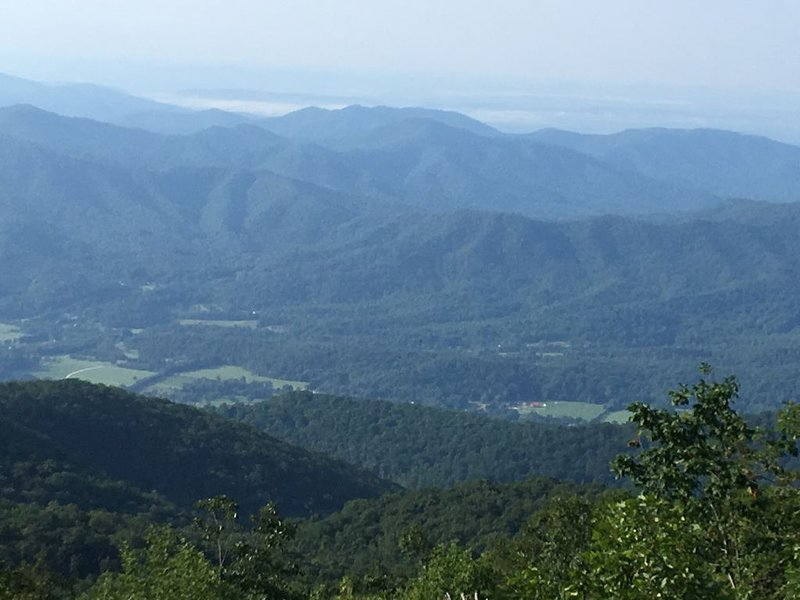 Bearway to Heaven: Amazing Views For 2, holiday rental in Tyro