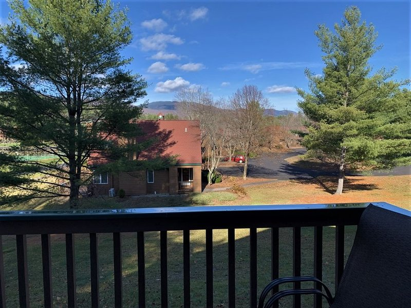3 BR, 3 Bth Deer Park-VIEWS* Hike & Ski paradise*, holiday rental in Lincoln