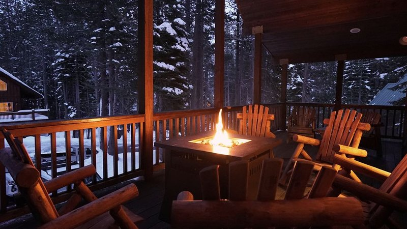 The Lodge at Serene Lakes, alquiler de vacaciones en Soda Springs