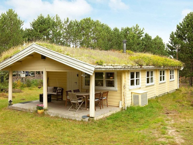 Secluded Holiday Home in Sjællands Odde with Terrace, casa vacanza a Odsherred Municipality